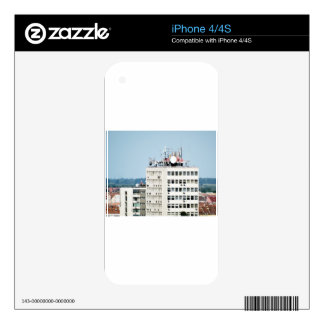 city windows iPhone 4S skins