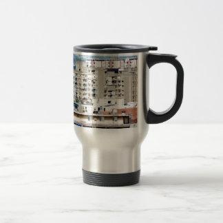 city windows travel mug