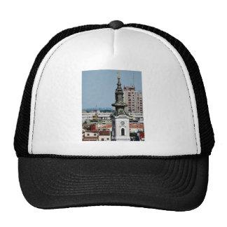 city windows trucker hat