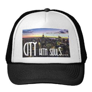 CITY with soulS - wowpeer Trucker Hat