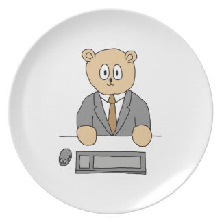 City Worker Professional. Plate