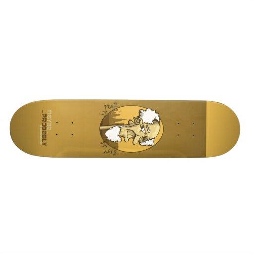 CityFarmer Skate Board Deck