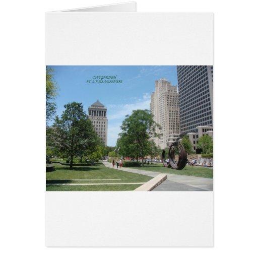 Citygarden Card