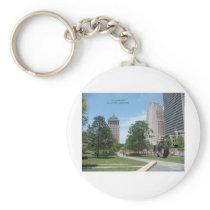 Citygarden Keychain