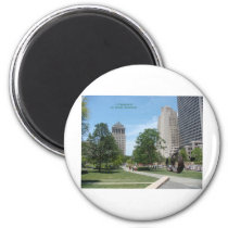 Citygarden Magnet