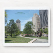 Citygarden Mouse Pad