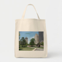 Citygarden Tote Bag