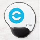 CityLab mousepad Gel Mouse Mats