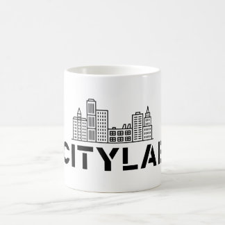 CityLab skyline mug