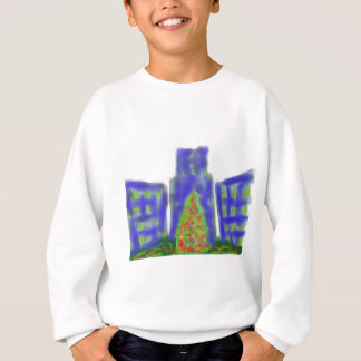 CITYMELTS NYC XMAS SWEATSHIRT