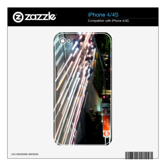 Cityscape 11 skins for the iPhone 4