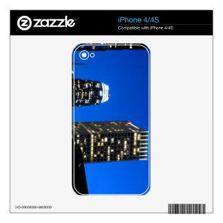 Cityscape 12 iPhone 4 skin