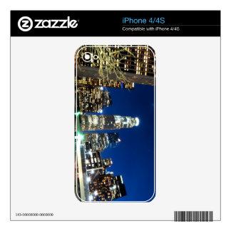 Cityscape 13 iPhone 4 skin