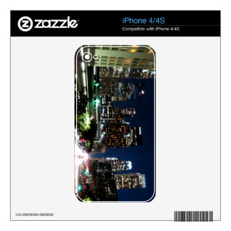 Cityscape 14 decals for iPhone 4S