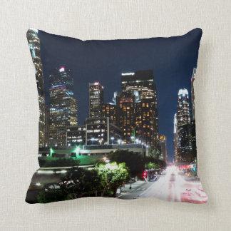 Cityscape 14 throw pillow