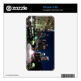 Cityscape 15 skin for the iPhone 4