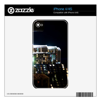 Cityscape 16 iPhone 4 skins