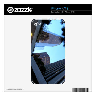 Cityscape 4 iPhone 4S skins