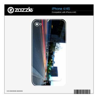 Cityscape 5 iPhone 4 skin