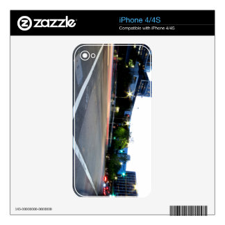 Cityscape 6 decals for the iPhone 4S