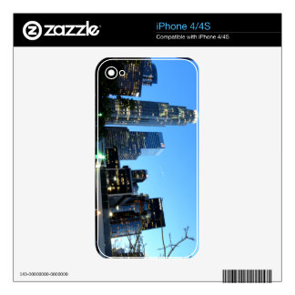 Cityscape 7 skin for the iPhone 4