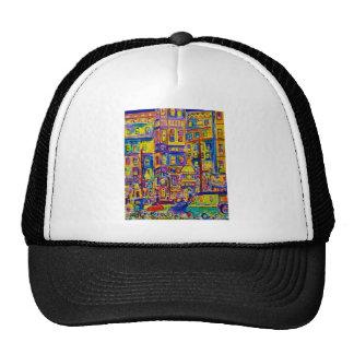 Cityscape Bronx by Piliero Trucker Hat