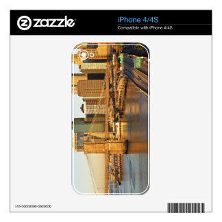Cityscape Decal For The iPhone 4S