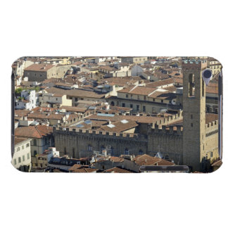Cityscape from top of cupola of the Duomo Santa iPod Touch Cover