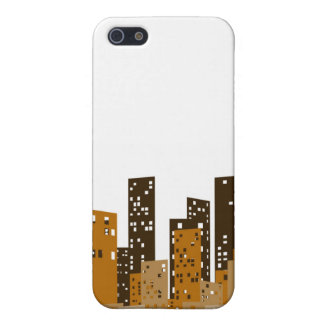 Cityscape iPhone 5 Covers