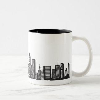 Cityscape Coffee Mugs