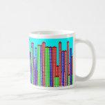 Cityscape Mugs