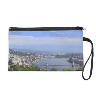 Cityscape of Budapest Wristlet