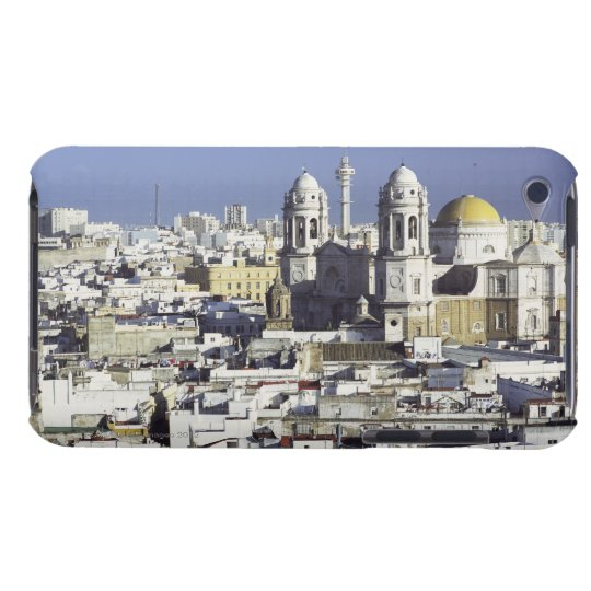 Cityscape of Cadiz, Spain Barely There iPod Case