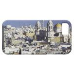 Cityscape of Cadiz, Spain iPhone 5 Covers