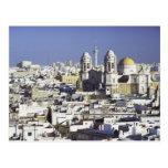 Cityscape of Cadiz, Spain Postcard