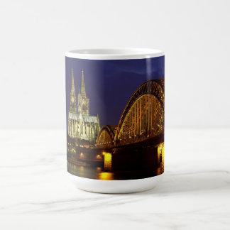 Cityscape of Cologne Mug