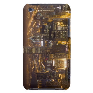 Cityscape of downtown Chicago Barely There iPod Case