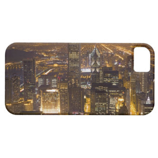 Cityscape of downtown Chicago iPhone SE/5/5s Case