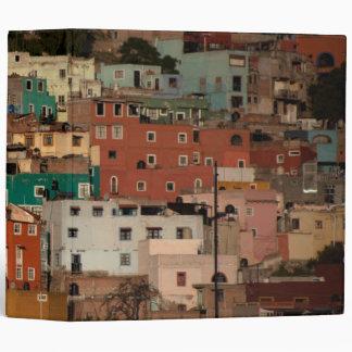 Cityscape Of Guanajuato, Mexico Binder