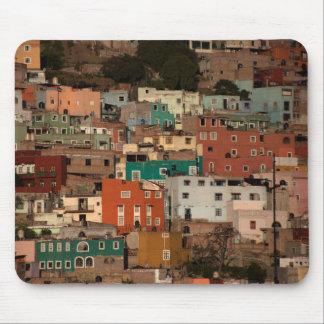 Cityscape Of Guanajuato, Mexico Mouse Pad
