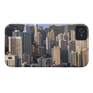 Cityscape of Hong Kong, China Case-Mate iPhone 4 Case