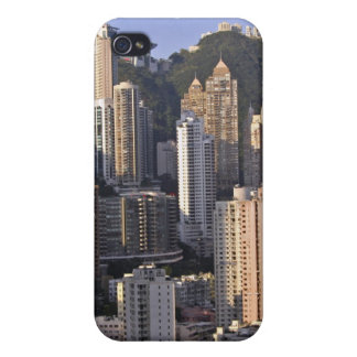 Cityscape of Hong Kong, China iPhone 4/4S Cover