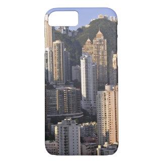 Cityscape of Hong Kong, China iPhone 8/7 Case