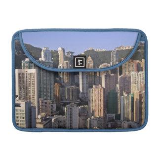 Cityscape of Hong Kong, China MacBook Pro Sleeve