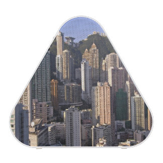 Cityscape of Hong Kong, China Bluetooth Speaker