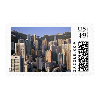 Cityscape of Hong Kong, China Postage