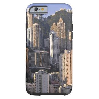 Cityscape of Hong Kong, China Tough iPhone 6 Case
