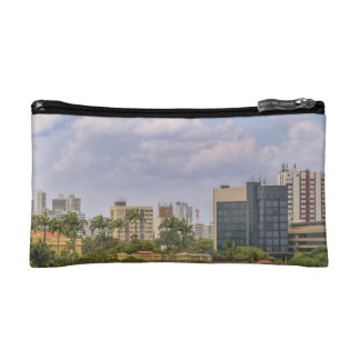 Cityscape of Recife, Pernambuco Brazil Cosmetic Bag