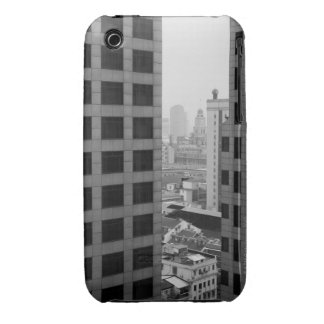 Cityscape of Shanghai, China iPhone 3 Cover