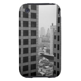Cityscape of Shanghai, China iPhone 3 Tough Cover